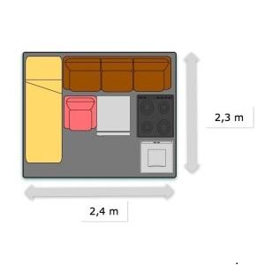 BOX DE 12 m³